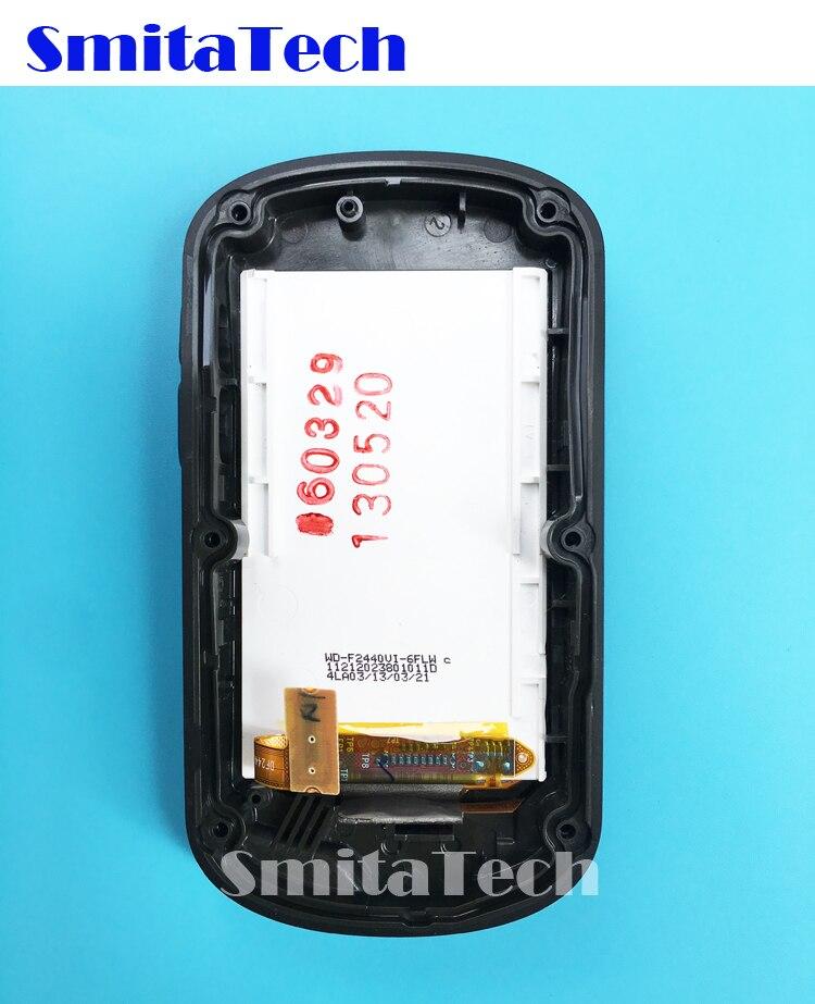 2.6 pouces écran LCD pour GARMIN etrex tactile 35 De Poche GPS LCD écran de visualisation avec écran tactile panneau numériseur