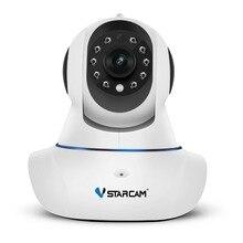 VStarcam C7825WIP 720P HD Wifi IP Camera P/T Memory storage IR-Cut Night Vision Audio record Indoor Security Camera Wireless