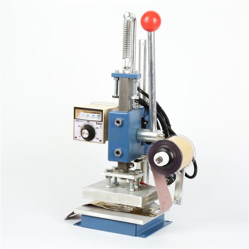 R1013 Stanzen Maschine, RCIDOS leder bronzing/Rillen maschine ...