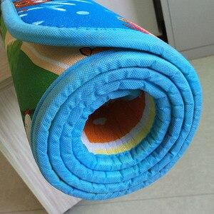 Image 2 - 1 センチメートル 0.5 センチメートル厚いベビークロール教育アルファベットゲーム敷物子供のためのパズル活動ジムカーペット Eva 泡子供のおもちゃ