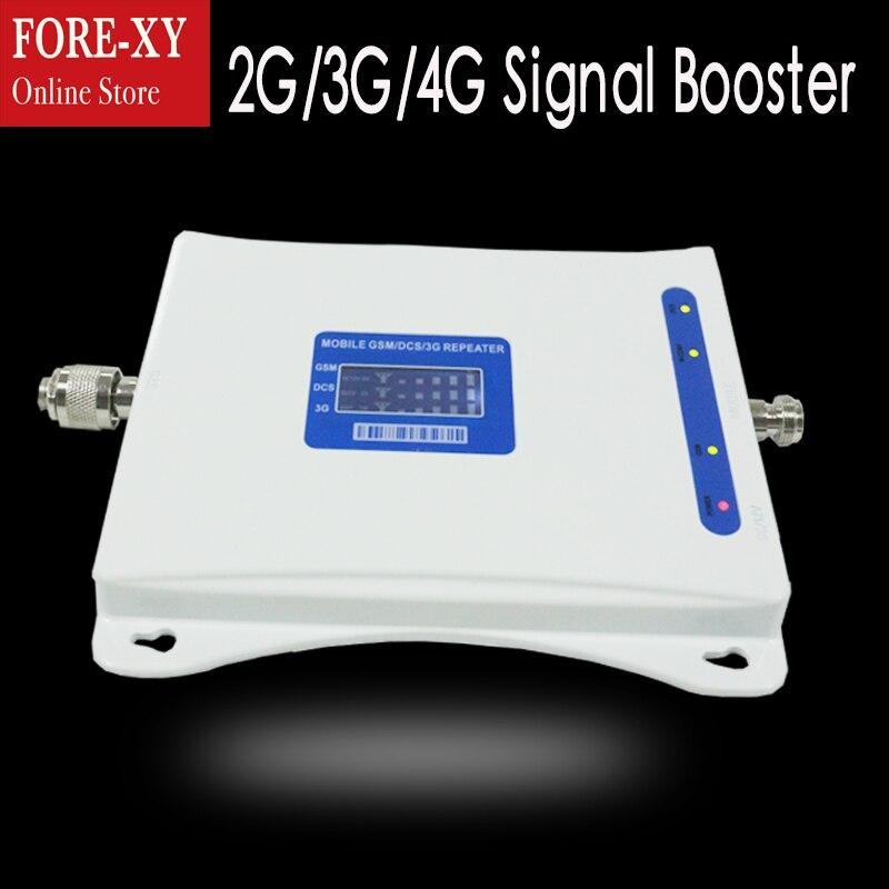 Amplificateur de Signal de téléphone portable amplificateur cellulaire 2G 3G 4G 2g/3g/4g longue portée wifi signal routeur ap Booster/répéteur