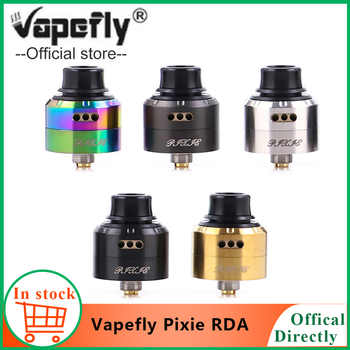 Newest Vapefly Pixie RDA single coil bottom feed vape tank avoid heating and leakproof RDA atomizer VS holic RDA - DISCOUNT ITEM  28% OFF All Category