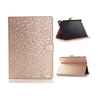 Fashion Stand Flip Cover For Apple Ipad Air 2 Case Business Folio PU Leather Case For