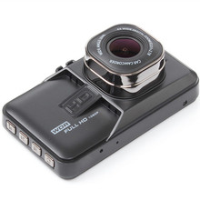 3,0 дюймовый HD 16:9 1080P Автомобильный видеорегистратор, камера ночного видения