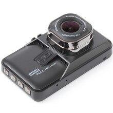 3.0 inç HD 16:9 1080P araba dvrı Video kaydedici kamera Dash kamera gece görüş