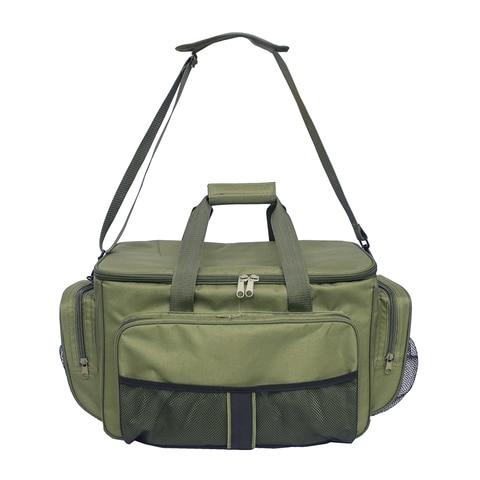 lixada portatil saco de pesca acampamento ao ar livre saco termico isolado lancheira caixa de