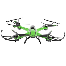 RC Quadcopter 4CH 6-Axis Gyro RC QuadCopters Drones with Camera 360 Degree Flips Aircraft Drone Dron Toy with LED Light Kids Toy