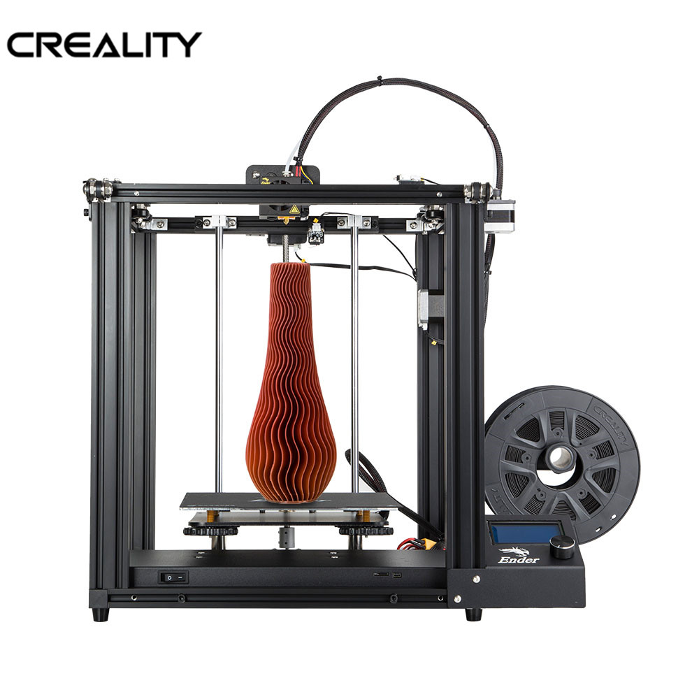 Creality 3D Printer Full Metal Double Y axis Ender 5 Printer With Stable Power Supply And
