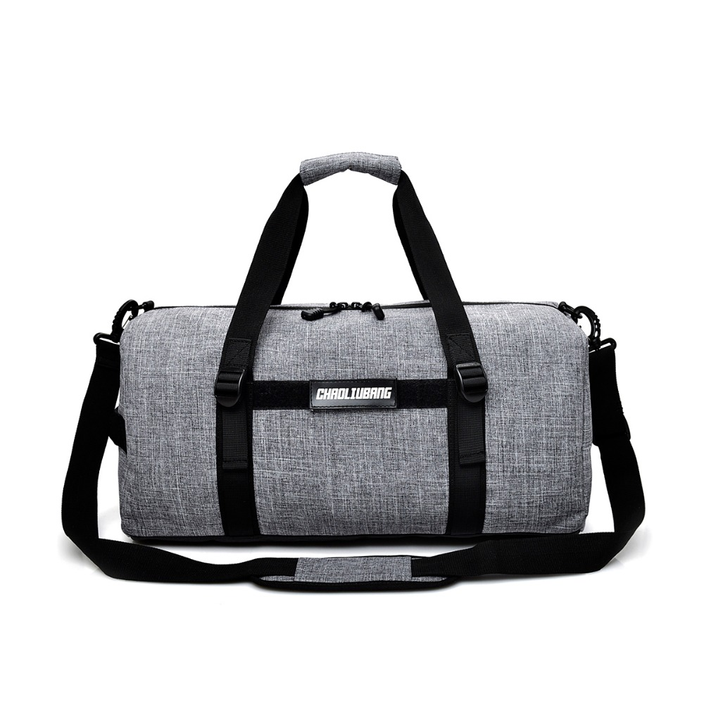 Fashion 2017 brand new men s travel bag large capacity luggage bag women s travel bag