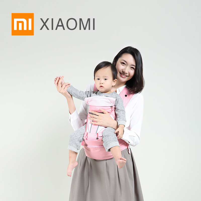XIAOMI Backpack Spine Baby YANG Belt-Stool-Seat Strap Travel Adjustable Protects Decompression title=