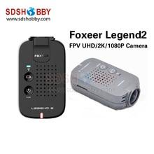 Foxeer Legend2 FPV UHD/2K/1080P 12MP CMOS Camera for QAV Racing Drones