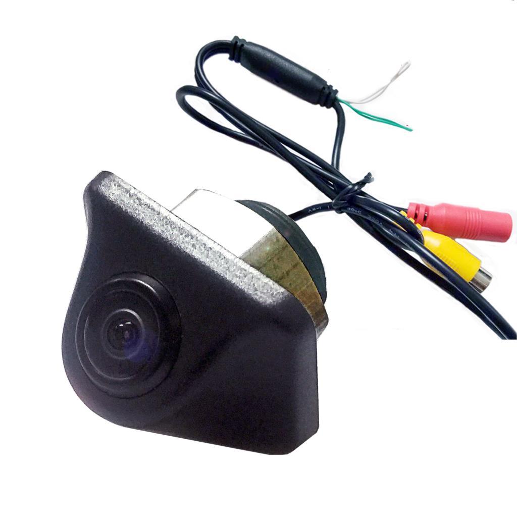 Câmera Do Carro Universal Para CCD/SONY CCD câmera de visão traseira | frente | side reversa backup câmera de visão noturna appr.180deg fishview