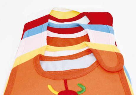 Nowy 4 sztuk/partia noworodków śliniaki Bandana dzieci maluch Cartoon śliniaczek obiad Bib Baberos niemowlę wodoodporna chustka na szyję