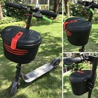 Xiaomi Mijia M365 Electric Scooter Skateboard Front Pet Carriers Bag Basket Case Kep Waterproof for Scooter Bike Storage Bag 20L