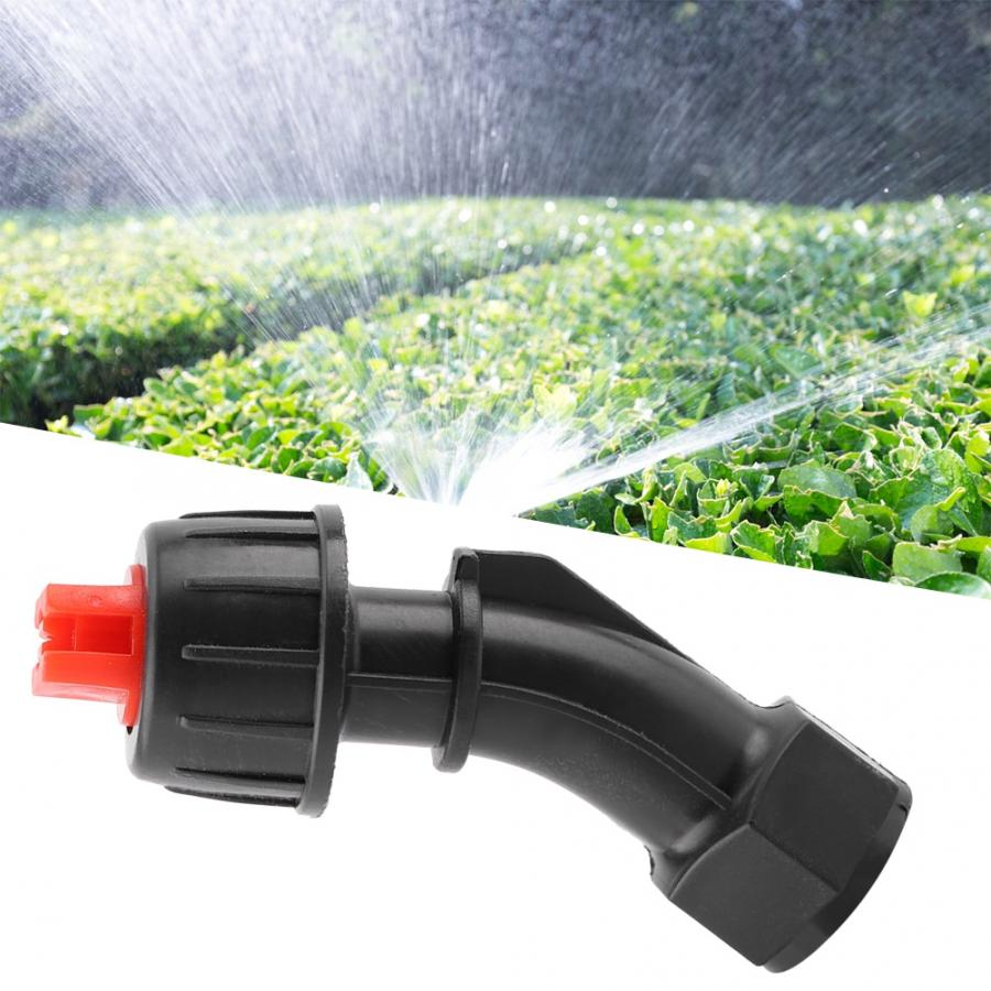 Agricultural Electric Sprayer Pesticide Atomizing Fan Shaped Garden Nozzle Watering Fruit Tree Gardening Equipment