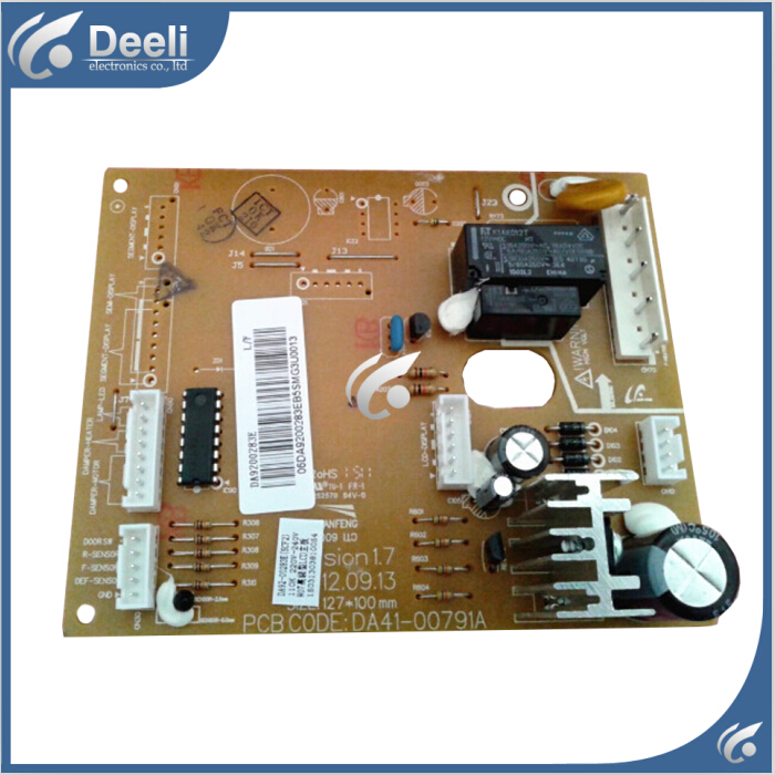 100% new good working for refrigerator computer board power module BCD-285WNMVS DA41-00791A DA92-00283E board 95% new for haier refrigerator computer board circuit board bcd 198k 0064000619 driver board good working