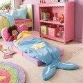Горячий ребенок спальные мешки теплая зима Sleepsacks одеяла утолщаются флис конверта дети зима зима анти-типи мультфильм спальный мешок