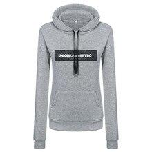 Women Loose Casual Long Sleeve Hoodie Sweatshirt Pullover Tops New Fashion
