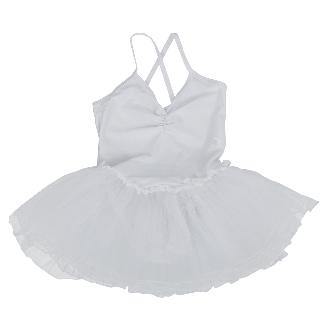 ABWE Best Sale Girl Ballet Dance Dress Gymnastic Leotard Straps Tutu 3-4 Yrs abwe 4x a
