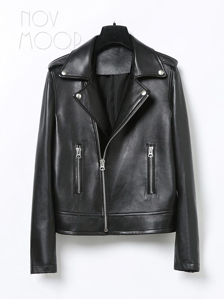 Pristine Leather Mens Genuine Lambskin Leather Black Blazer Coat Jacket MB-10