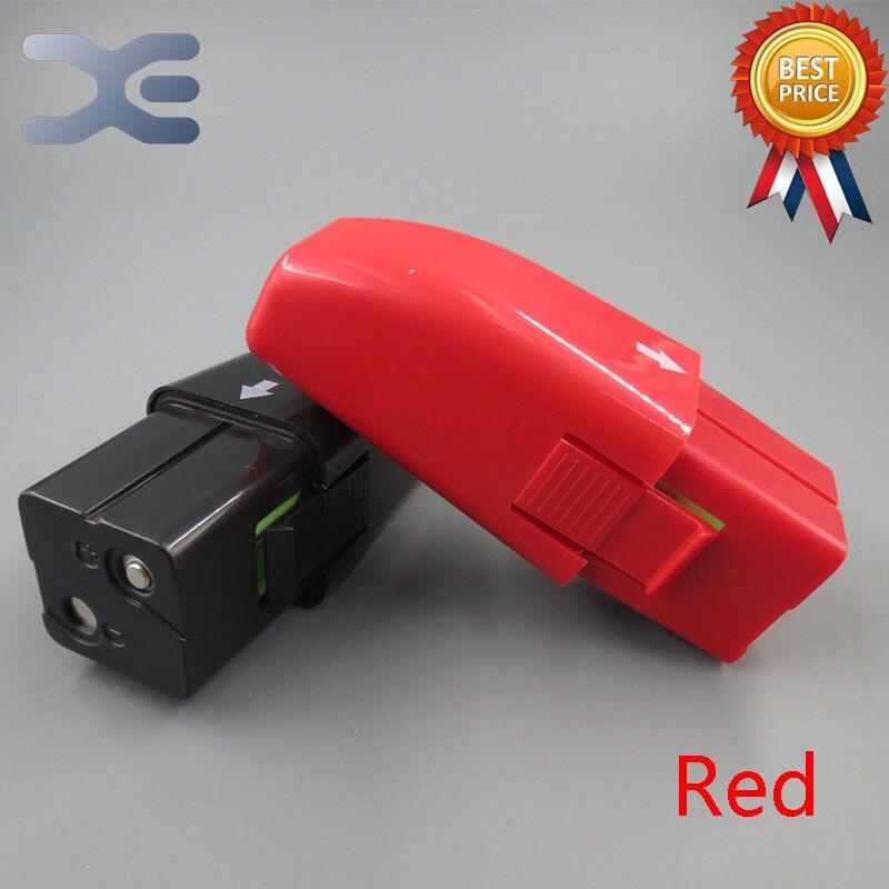 5Pcs High Quality 750Ma Red Cyclone Sweep Sweeping Machine Accessories Battery Tornado Swivel  Sweeping Machine Battery dal t5046c cyclone propeller red