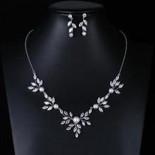 Caixa de joias para casamento, conjunto de joias vermelhas para mulheres, colar e brincos de luxo da moda, conjuntos de joias para mulheres