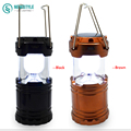 New 6LEDs solar Camping Light Rechargeable Hand Lamp camping  Lantern AC110-250V Tent Lights for Outdoor Lighting Hiking
