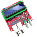 DIY KITS AVR DDS V2.0 Function Signal Generator Module Sine / Triangle / Square Wave sine, square, saw, rev triangle, ECG noise