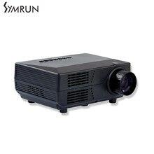 VS311 24 W Con Altavoz Portátil HD Inalámbrico Proyector del Precio Bajo Mini Proyector Led Para Cine En Casa Proyector