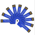 free custom logo 128MB -32GB 10 pcs/lot full colour metal waterproof keys model usb 2.0 memory flash pen drive