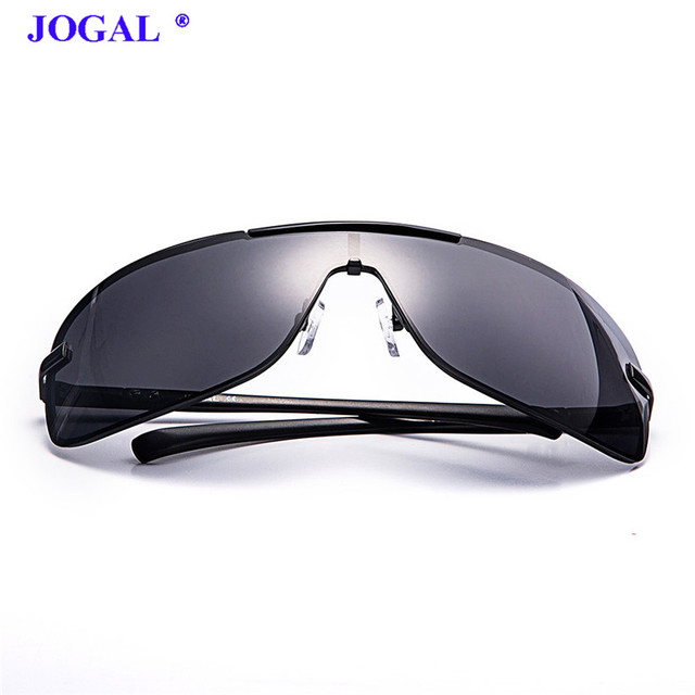 Newly Design  JOGAL Brand Mens Fashion Polarized Sunglasses Outdoor Driving Eyewear Lenses+Eyeglasses Case 161026 Drop Shipping