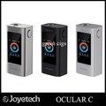 Original joyetech ocular c mod 150 w caja mod powred by soporte bluetooth con pantalla táctil dual 18650 baterías mod en stock