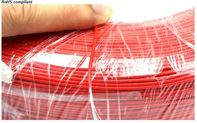 24 AWG-5M 16.4 FT Flexible Stranded 10 Colors UL 1007 Diameter FLKT 01-19