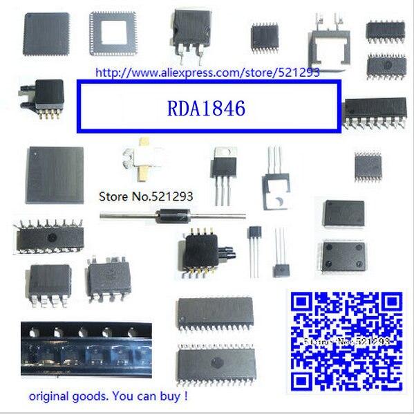 20piece RDA1846 QFN RDA1846S 1846S SMD