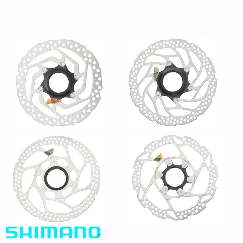 <font><b>Shimano</b></font> RT20 30 53 54 Centrelock Disc Brake <font><b>Rotor</b></font> 160mm, <font><b>180mm</b></font> image