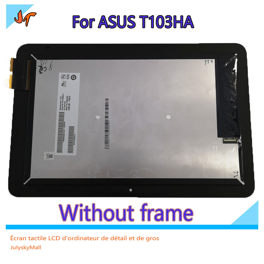 for ASUS Transformer Mini T103HA T103HAF T102HA T101HA T101H 10.1 inch LCD display matrix display touch screen tablet планшет asus transformer mini t103haf gr061t 10 1