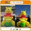 5 m alta inflável urso para toda venda/entrega gratuita ao ar livre inflável urso modelo