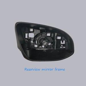 Image 3 - Toyota Yaris 용 HengFei 자동차 용품 2012 ~ 2019 모델 백미러 어셈블리 백미러 커버 프레임 방향 지시등