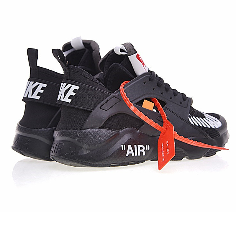Nike Off-white MT for Air Huarache Men's Breathable Running Shoes,Original Male Sport Sneakers Shoes 2