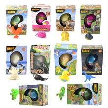 Magic Hatching Dinosaur Egg Incubation Egg Growing in Water Pets Animal Egg
