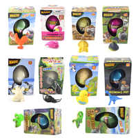 Magic Hatching Dinosaur Egg Incubation Egg Growing in Water Pets Animal Egg Toy for Children Kids Gift