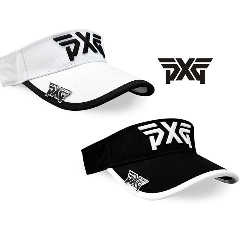 New sunscreen shade sport golf hat PXG golf cap Baseball cap Outdoor hat Free shipping casual letter c shape baseball hat