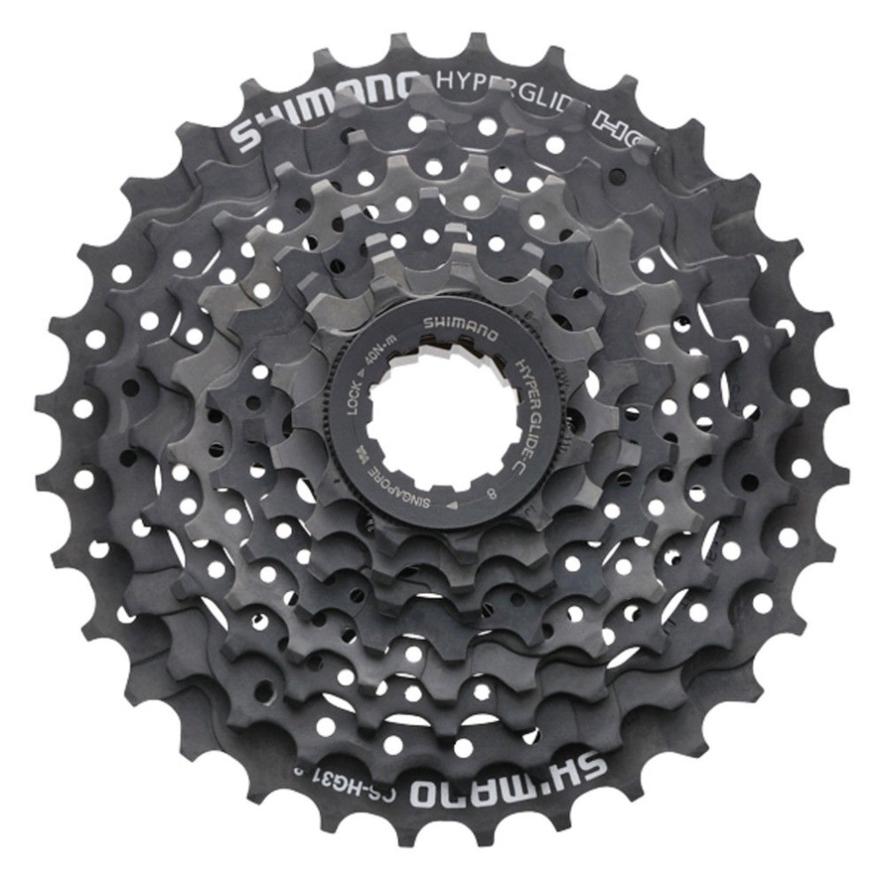 Original <font><b>Shimano</b></font> A L T U S Bicycle CS-<font><b>HG31</b></font> Mountain Bike MTB Cassette Freewheel 11-30/32T/34T image