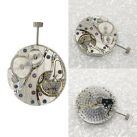 High Quality Mechanical Movement for Wristwatch Winding 6497 Watch For Seagull New Movement Watch Accessories