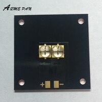 NEW 20W 6565 UV LED Lamp 365nm 380nm 395nm 6565 Led 40 40mm Copper Plate 20W