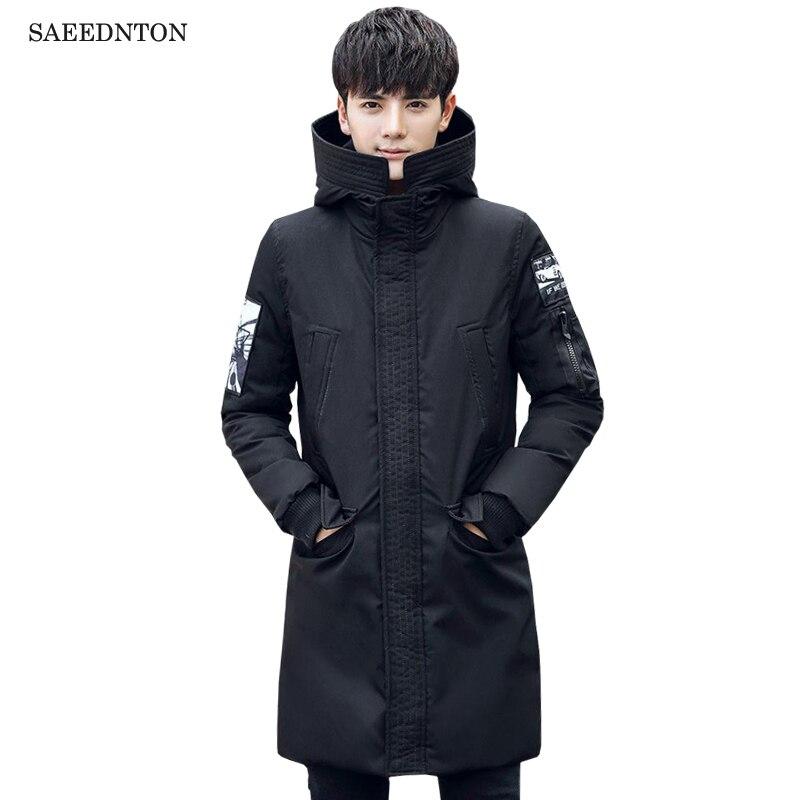 SchöN Neue Winter Männer Daunenjacke Casual Mantel Mode Wasserdichte Plus Größe Jacke Männer 90% Weiße Ente Unten Parka Männer 5z Schmuck & Zubehör