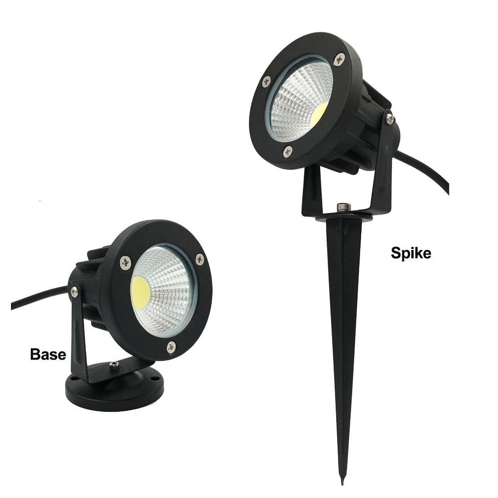 Us 9 47 23 Off High Brightness Led Spotlight Outdoor Landscaping Lights 9w Garden Spoting 12v Landscape In