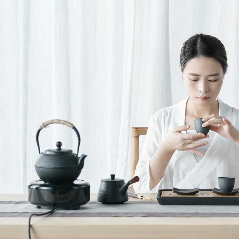חם צלחות חשמלי קרמיקה תנור תה תנור אלקטרומגנטית קטן מיני מבושל חשמלי מתבשל sma