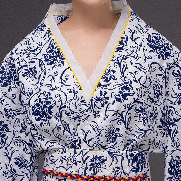 Kvinner Elegant Sexy Tradisjonell Japansk Kimonos Ladies Floral - Nasjonale klær - Bilde 3