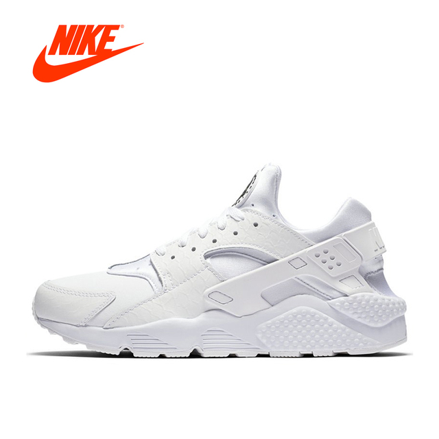 Original New Arrival Authentic Nike Air Huarache Run Breathable Men's Running  Shoes Sneakers